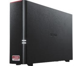 Sistema de almacenamiento NAS Buffalo LinkStation - De Escritorio - Realtek Dual-core (2 Core) 1,10 GHz - 1 x HDD Instalado - 4