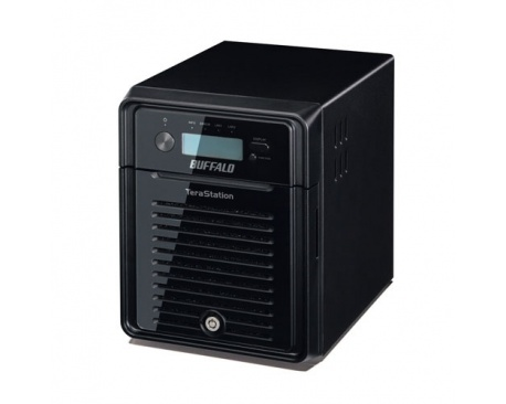 TERASTATION 3400 8TB NAS 4X2TB 2XGBIT FREE MINISTAT 1TB IN - Imagen 1