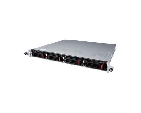 Sistema de almacenamiento SAN/NAS Buffalo TeraStation 3410RN - 1U - Montaje en bastidor - Annapurna Labs Alpine AL-212 Dual-core