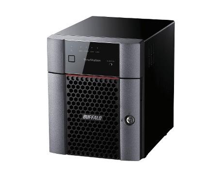 Sistema de almacenamiento SAN/NAS Buffalo TeraStation 3410DN - De Escritorio - Annapurna Labs Alpine AL-212 Dual-core (2 Core) 1