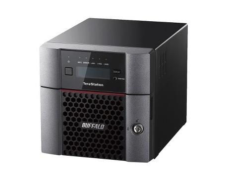 Sistema de almacenamiento SAN/NAS Buffalo TeraStation 5210DF - De Escritorio - Annapurna Labs Alpine AL-314 Quad-core (4 Core) 1