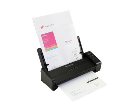 Escáner de superficie plana I.R.I.S. IRIScan Pro - 600 ppp Óptico - 24-bit Color - 23 ppm (Mono) - 17 ppm (Color) - Escaneo dúpl