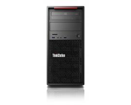 Lenovo ThinkStation P320 3.7GHz E3-1245V6 Torre Negro Puesto de trabajo