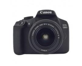 Camara digital reflex canon eos 1300d body (solo cuerpo) cmos/ 18mp/ digic 4/ 9 puntos enfoque - Imagen 1