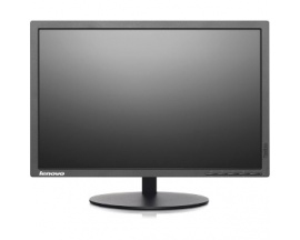 "Lenovo ThinkVision T2054P 19.5"" HD LED Plana Negro pantalla para PC"