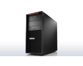 Lenovo ThinkStation P410 3.5GHz E5-1620V4 Torre Negro Puesto de trabajo