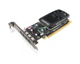 Tarjeta Gráfica LenovoQuadro P600 - 2 GB GDDR5 - 4 x Mini DisplayPort - PC