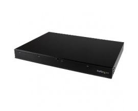 "StarTech.com Caja Externa de 4 Bahías para Discos Duros HDD de 3,5"" SATA/SAS 1U 19"" Pulgadas de Montaje en Rack - 4 x HD"