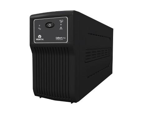 SAI de línea interactiva Liebert PSA500MT3-230U - 500 VA/300 W - Sobremesa/Torre - 8 Hora(s) Tiempo de Recarga de Batería - Acid