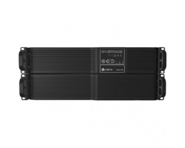 SAI de línea interactiva Liebert PS3000RT3-230XR - 3 kVA/2,70 kW - 2U Montable en Torre / Bastidor - 5 Hora(s) Tiempo de Recarga