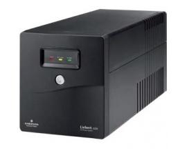 SAI de línea interactiva Liebert itON LI32131CT20 - 1 kVA/600 W - Sobremesa/Torre - Acido de plomo sellada (SLA) - 1 Minuto(s) T