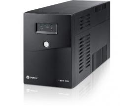 SAI de línea interactiva Liebert itON LI32141CT20 - 1,50 kVA/900 W - Sobremesa/Torre - Acido de plomo sellada (SLA) - 1 Minuto(s