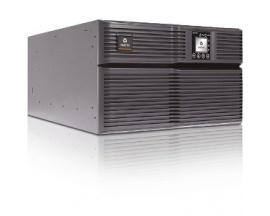 SAI Online de doble conversión Liebert GXT4-10KRT230E - 10 kVA/9 kW - 6U Montable en Torre / Bastidor - 3 Hora(s) Tiempo de Reca