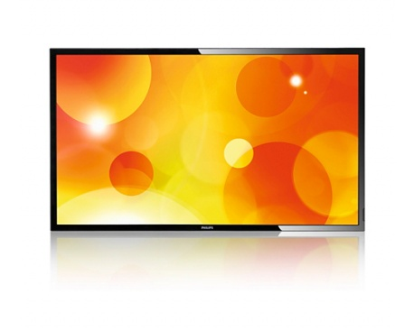 "LCD Pantalla digital Signage Philips T-line BDL8470QT 213,4 cm (84"") - Borde LED - 350 cd/m² - USB - HDMI - DVIEthernet"