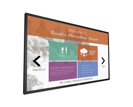 "LCD Pantalla digital Signage Philips 55BDL4051T 139,7 cm (55"") - 1920 x 1080 - LED - 450 cd/m² - 1080p - Imagen 1"