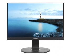 "Monitor LCD Philips Brilliance 241B7QUPEB - 61 cm (24"") - LED - 16:9 - 5 ms - 1920 x 1080 - 16,7 Millones de colores - 250 c"