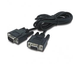 Cable de transferencia de datos Eaton 66049 - 1 x DB-9 Hembra - 1 x DB-9 Hembra - Imagen 1