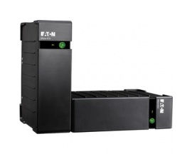 EATON SAI Ellipse ECO 1200 USB DIN - 1200VA/750W - 8 tomas SCHUCKO -DIN (4 UPS + 4 contra sobretensiones). Opcional enracable e