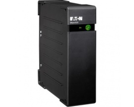 "Eaton SAI Ellipse ECO 500 IEC - 500VA/300W- 4 tomas IEC (3 UPS + 1 sólo sobretensiones). Opcional enracable en 19"" (2U) - I"