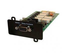 Adaptador de gestión de alimentación remota Eaton - Ranura mini - En Serie - Imagen 1
