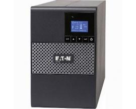 EATON SAI Interactivo sinusoidal 5P 650i torre -650VA/420W - 4 tomas IEC. USB+ RS232. Tarjeta opcional. Pantalla LCD. Lectura c