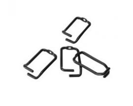 Guía de cable Eaton - 4 Paquete(s) - Anillo D - 1U Altura