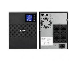 Eaton 5SC1500I Line-interactive UPS con señal sinusoidal - 1500 VA/1050 WTower - 5 Minute - 230 V AC - 8 x IEC 60320 C13 - Deep
