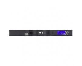 Eaton ATS 16. Redundancia de potencia para equipos de conexión individual. (Conmutador) No ampliable.Display LCD. RS232. Salidas