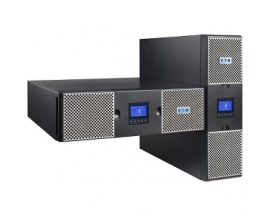Eaton SAI ON LINE 9PX 3000i RT3U - 3000VA / 3000W 8 tomas IEC-C13 (10A) + 2 IEC C19 (16A) - 130 alto x 440 ancho x 485 prof. Ra