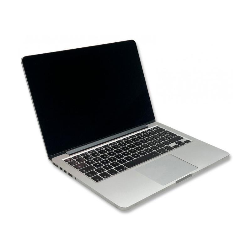 Apple Macbook Pro 12,1 Retina Intel Core i5 5287U 2.9 GHz. · 16 Gb. SO-DDR3 RAM · 500 Gb. SSD M2 · macOS Mojave · Retina 13.3 ''