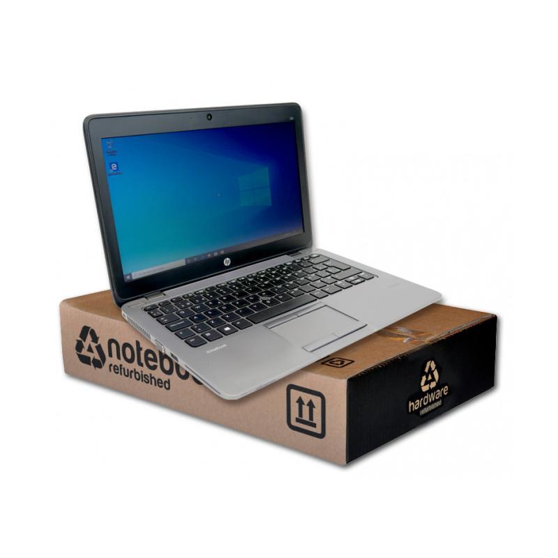 HP Elitebook 725 G2 AMD A8 Pro-7150B 1.9 GHz. · 8 Gb. SO-DDR3 RAM · 500 Gb. SATA · Windows 10 Pro · Led 12.5 '' HD 16:10 · Res