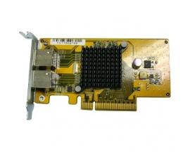 Tarjeta Gigabit Ethernet para PC - QNAP LAN-1G2T-U - 2 Puerto(s) - Imagen 1
