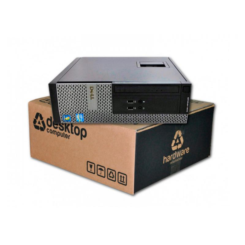 Dell Optiplex 3010 SFF Intel Core i3 3220 3.3 GHz. · 4 Gb. DDR3 RAM · 500 Gb. SATA · Windows 7 Pro - Imagen 1