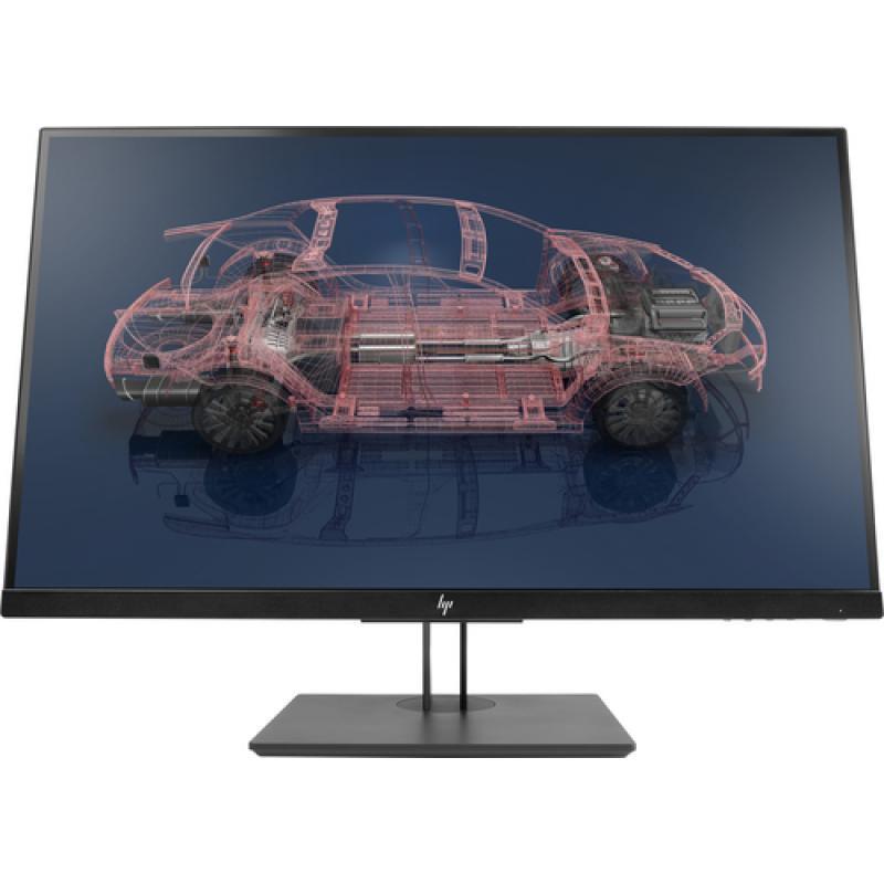 "HP Z27n G2 27"" Quad HD LED Plata pantalla para PC - Imagen 1"