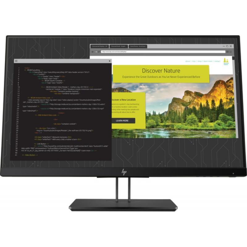 "HP Z24nf G2 23.8"" Full HD LED Mate Negro pantalla para PC - Imagen 1"