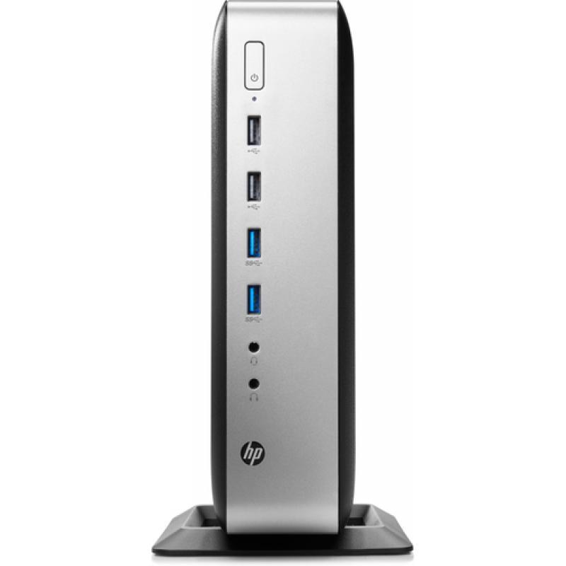 HP t730 2,7 GHz RX-427BB Plata Windows 10 IoT Enterprise 1,8 kg - Imagen 1