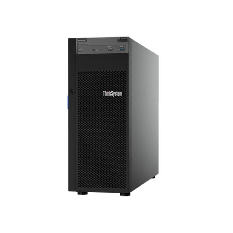 Lenovo ThinkSystem ST250 servidor Intel® Xeon® 3,3 GHz 16 GB DDR4-SDRAM Torre (4U) 550 W - Imagen 1