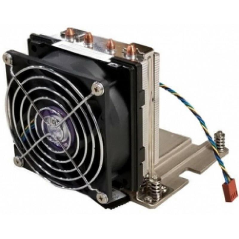 Lenovo 4F17A12350 ventilador de PC Carcasa del ordenador Enfriador Negro, Plata - Imagen 1