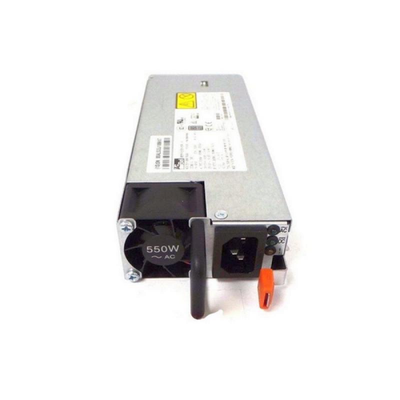 Lenovo 7N67A00882 unidad de fuente de alimentación 550 W Negro, Acero inoxidable - Imagen 1
