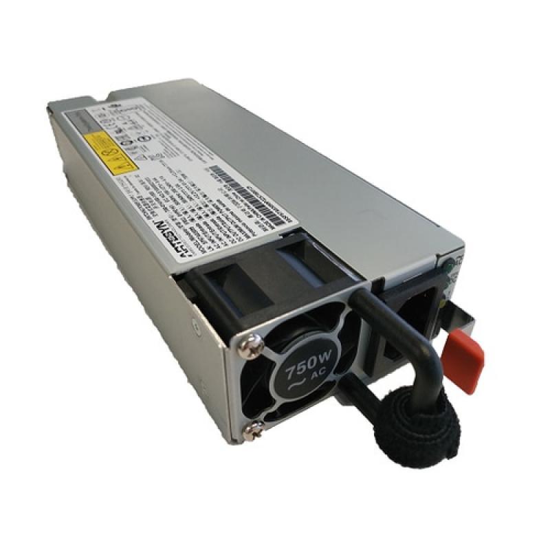 Lenovo 7N67A00883 unidad de fuente de alimentación 750 W Acero inoxidable - Imagen 1