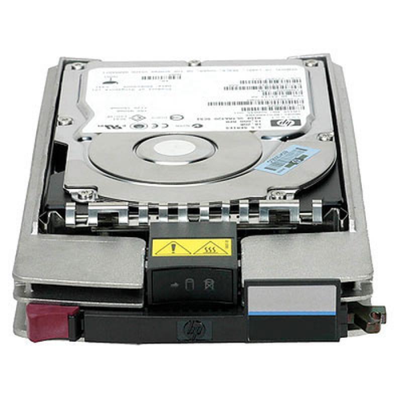 HP 36.4GB universal hot-plug Wide Ultra3 SCSI hard drive 36,4 GB - Imagen 1