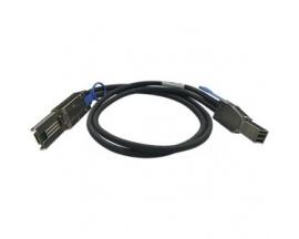 Cable de transferencia de datos QNAP CAB-SAS10M-8644-8088 - Mini-SAS - 1 m - 1 x SFF-8644 Mini-SAS - 1 x SFF-8088 Mini-SAS