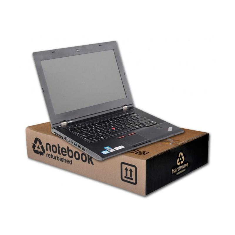 Lenovo ThinkPad L420 Intel Core i3 2310M 2.1 GHz. · 4 Gb. SO-DDR3 RAM · 320 Gb. SATA · DVD-RW · Teclado internacional con pegati