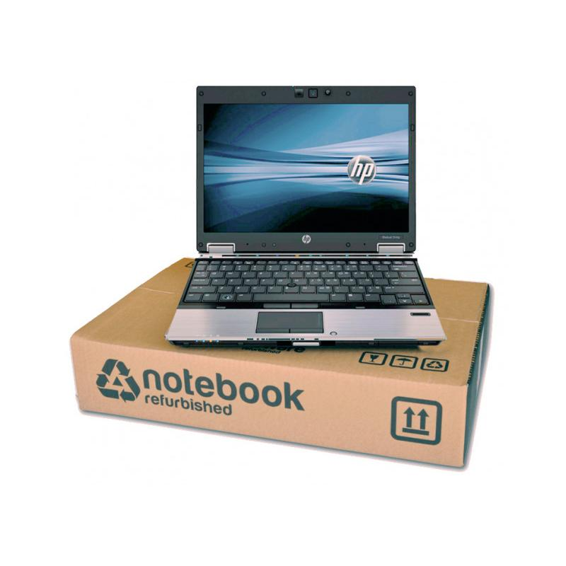 HP EliteBook 2540pIntel Core i7 640LM 2.13 GHz. · 8 Gb. SO-DDR3 RAM · 160 Gb. SATA · DVD-RW · Teclado internacional con pega