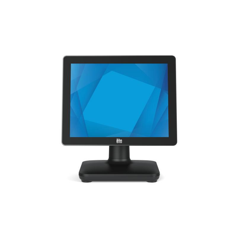 """E931706 sistema POS 38,1 cm (15"""") 1024 x 768 Pixeles Pantalla táctil 3,1 GHz i3-8100T Todo-en-Uno Negro - Imagen 1"""