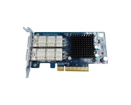 Tarjeta Ethernet 40Gigabit para Servidor - QNAP - 2 Puerto(s) - Fibra Óptica - Imagen 1