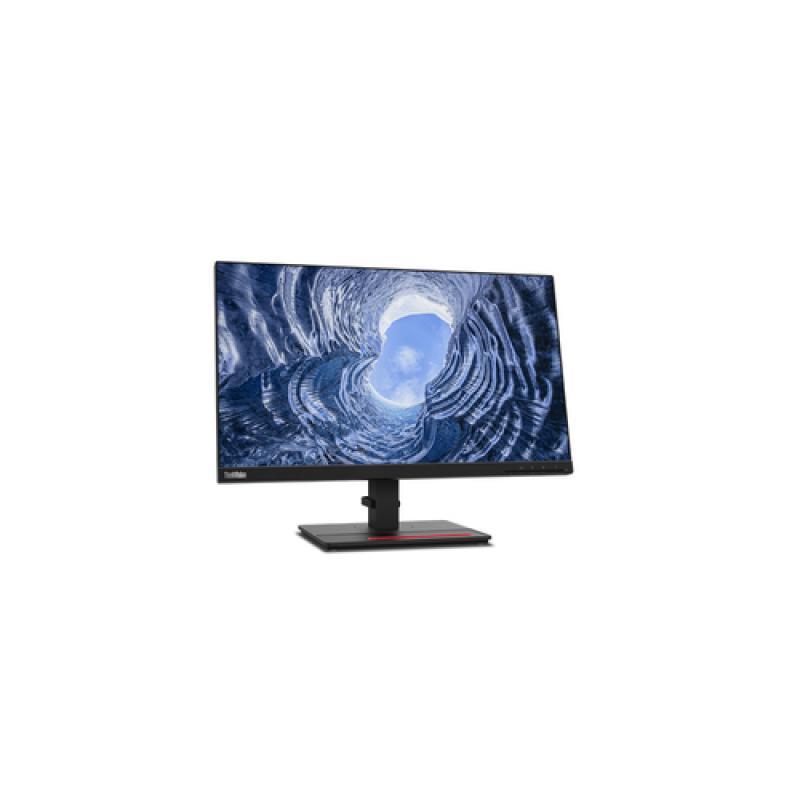 """Lenovo ThinkVision T24i-20 60,5 cm (23.8"""") 1920 x 1080 Pixeles Full HD LED Negro - Imagen 1"""