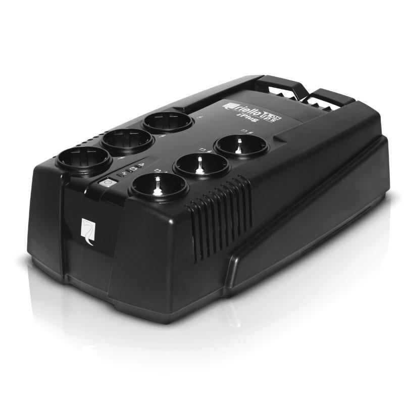 IPG 600 sistema de alimentación ininterrumpida (UPS) 600 VA 360 W 8 salidas AC - Imagen 1