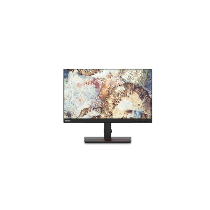 """Lenovo ThinkVision T22i-20 54,6 cm (21.5"""") 1920 x 1080 Pixeles Full HD LED Negro - Imagen 1"""