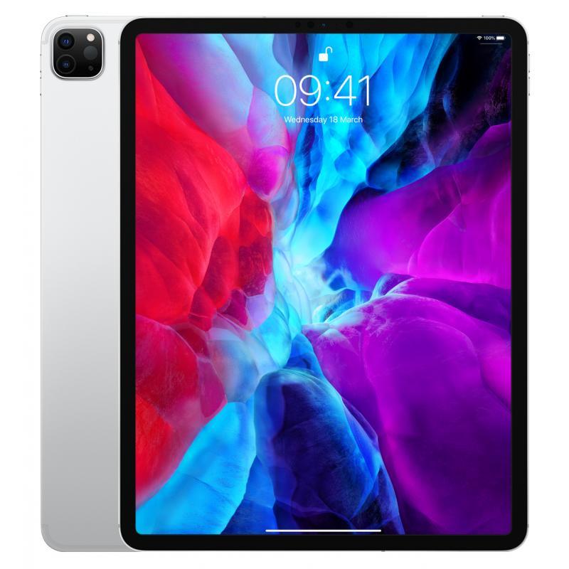 """iPad Pro 32,8 cm (12.9"""") 6 GB 256 GB Wi-Fi 6 (802.11ax) 4G LTE Plata iPadOS - Imagen 1"""